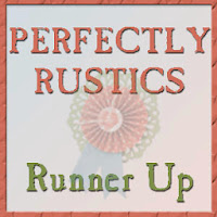 December Winner - Runner Up - Perfectly Rustics Challenge