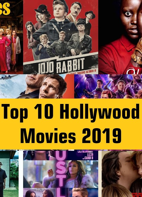 Top 10 Hollywood Movies 2019