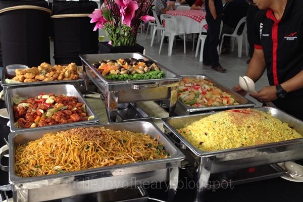 Food Catering Orange Ca