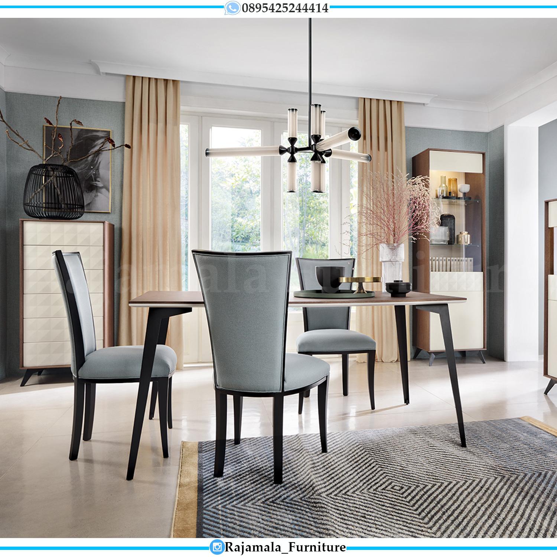 Jual Meja Makan Minimalis Modern Elegant Style Futuristic RM-0133