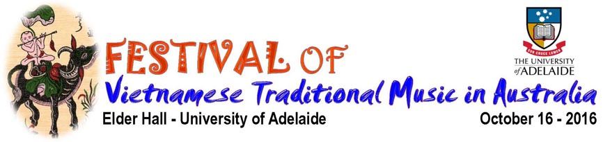 Festival of Vietnamese Traditional Music in Australia