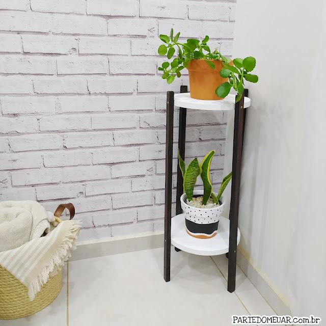 Diy com plantas