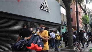 saqueos-destrozos-cdmx-reforma-5-de-mayo-juarez-plaza-constitucion-adidas