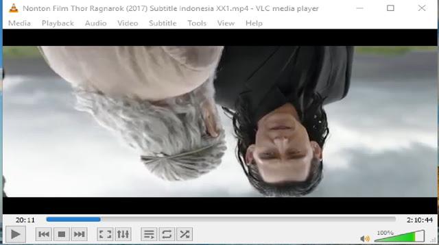 Cara Merotasi Video di Laptop