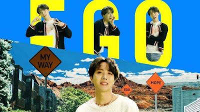 Lirik Lagu EGO - BTS J-Hope & Terjemahan, Makna, Arti Lengkap