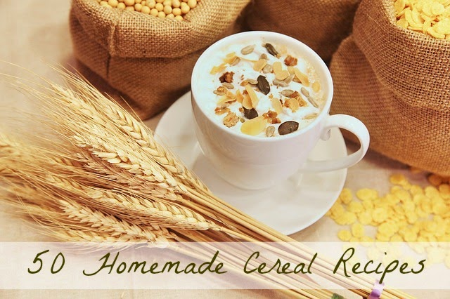 Homemade Cereal Recipe