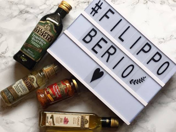 5 WAYS TO USE FILIPPO BERIO OLIVE OIL; THE VALENTINES EDITION*