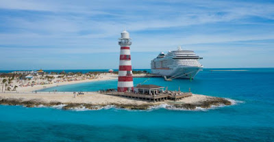 MSC Cruises Private Island Marine Reserve Ocean Cay now open for cruise guests.