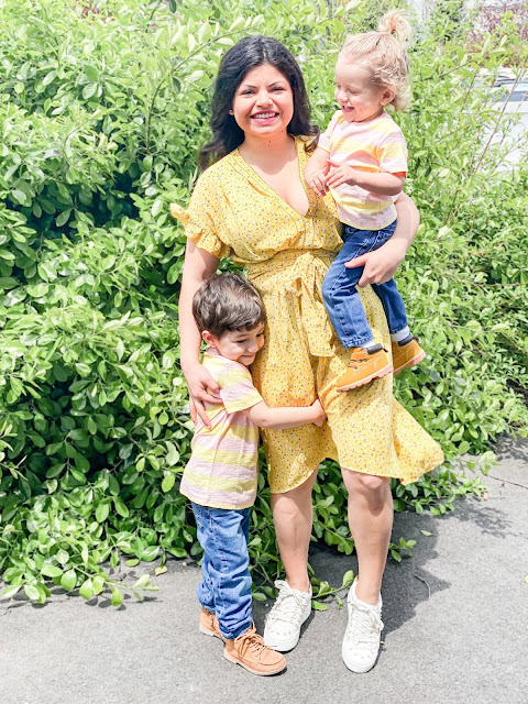 mommy and me, mama's boys, mother son, mother's day, mother's day 2020, mothering during crisis, mommy and me photos, mother's day photos, stay home, coronavirus, latina mom, new york mom, long island mom