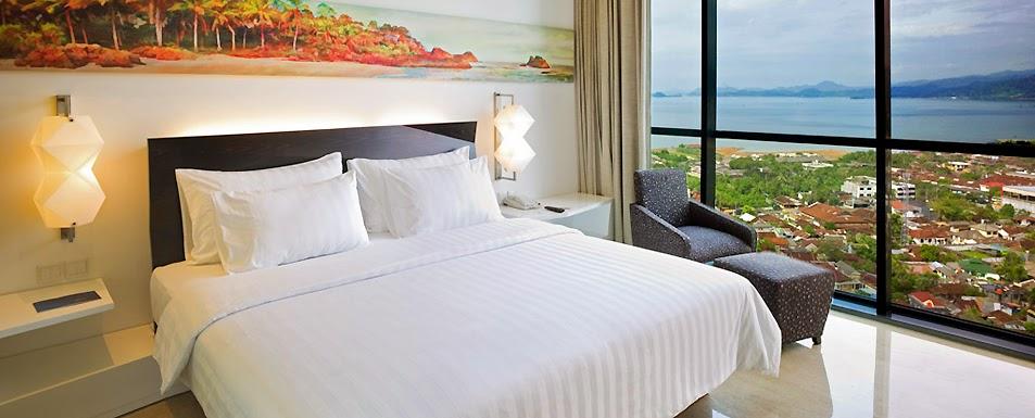 hotel mewah di jantung kota Bandar Lampung