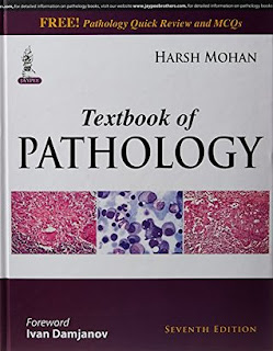 Textbook of Pathology - Harsh Mohan 7th edition pdf free download