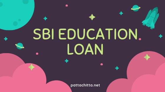 How to Apply Online SBI Education Loan