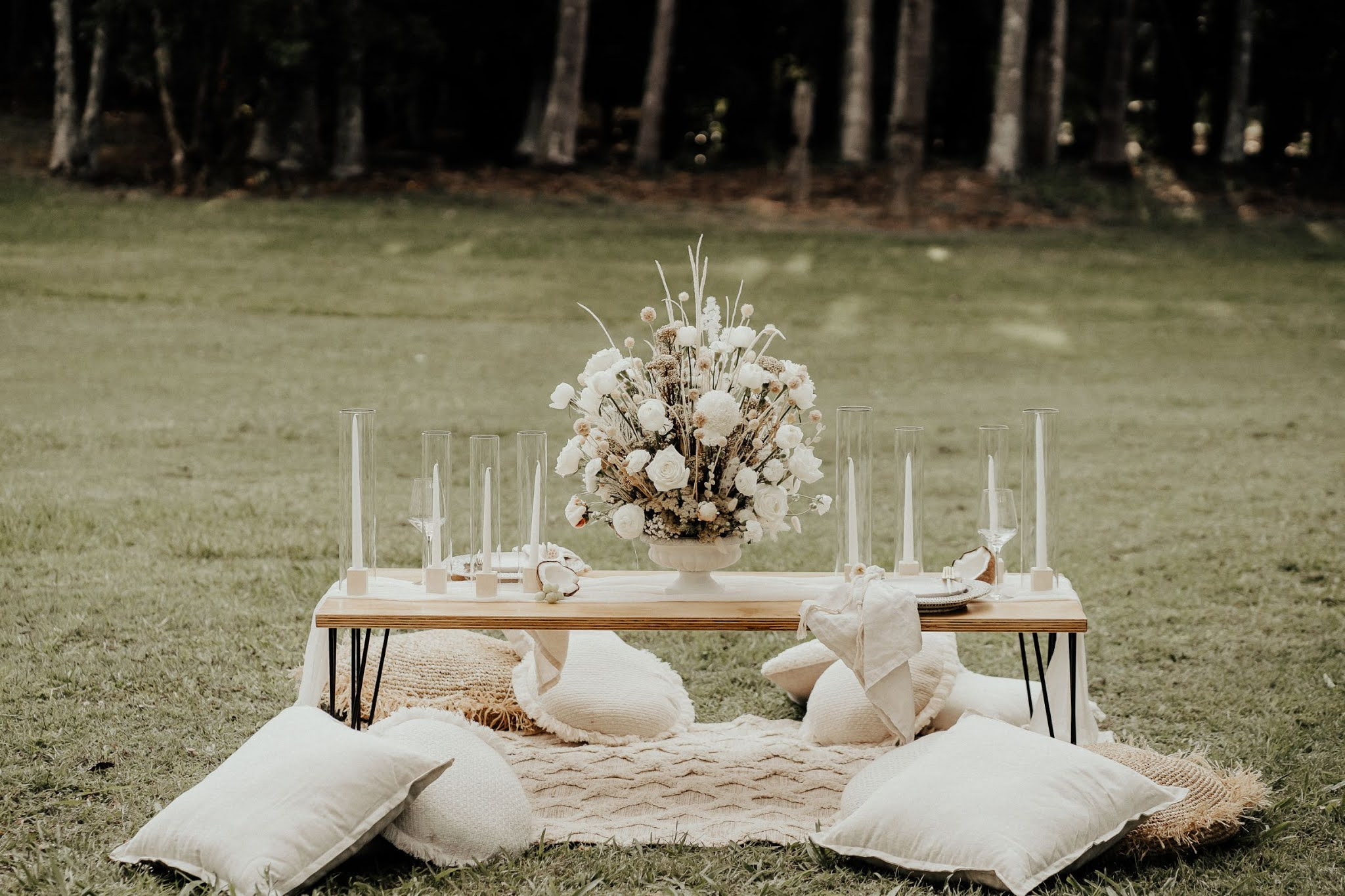 doe and deer photography gold coast bohemian styled weddings venue stationery florals