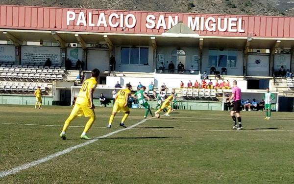El Juventud de Torremolinos - Atlético Malagueño acaba como empezó (1-0)