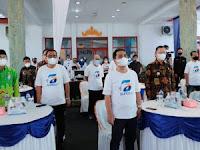 Lounching Portal Berita Suma.id, Gubernur Lampung Ajak Bersinergi dan Bangun Prov. Lampung