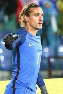 Footballer-Antoine-Griezmann