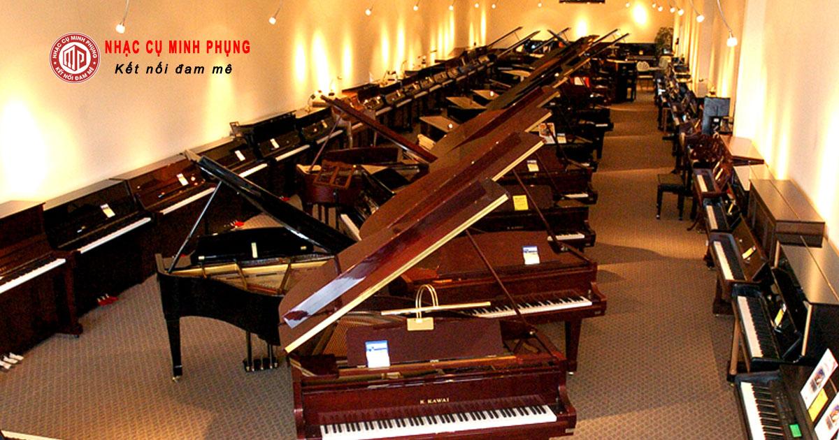 các mẫu đàn piano điện yamaha