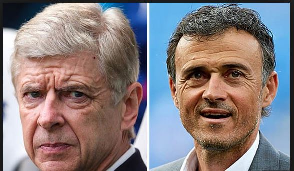 Meet Luis Enrique Who Is Set To Take Over From Wenger As Arsenal Manager (DETAILS)