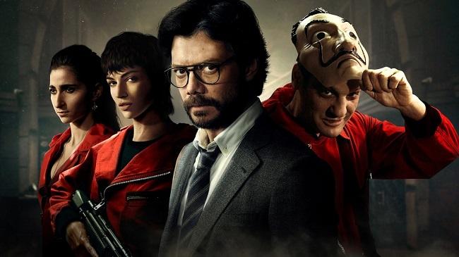 La Casa de Papel/Netflix/Reprodução