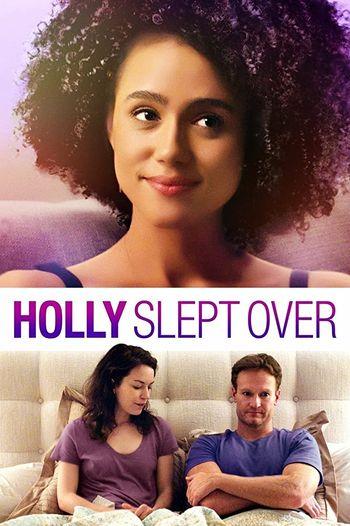Holly Slept Over (2020) WEB-DL Dual Audio [Hindi DD5.1 & English] 1080p 720p 480p x264 HD   Full Movie