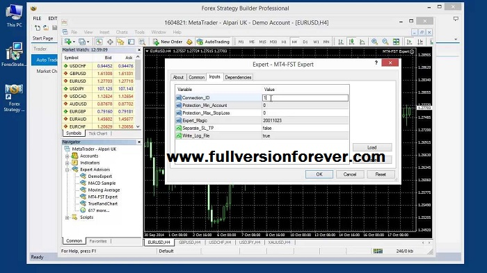 Forex strategy builder crack