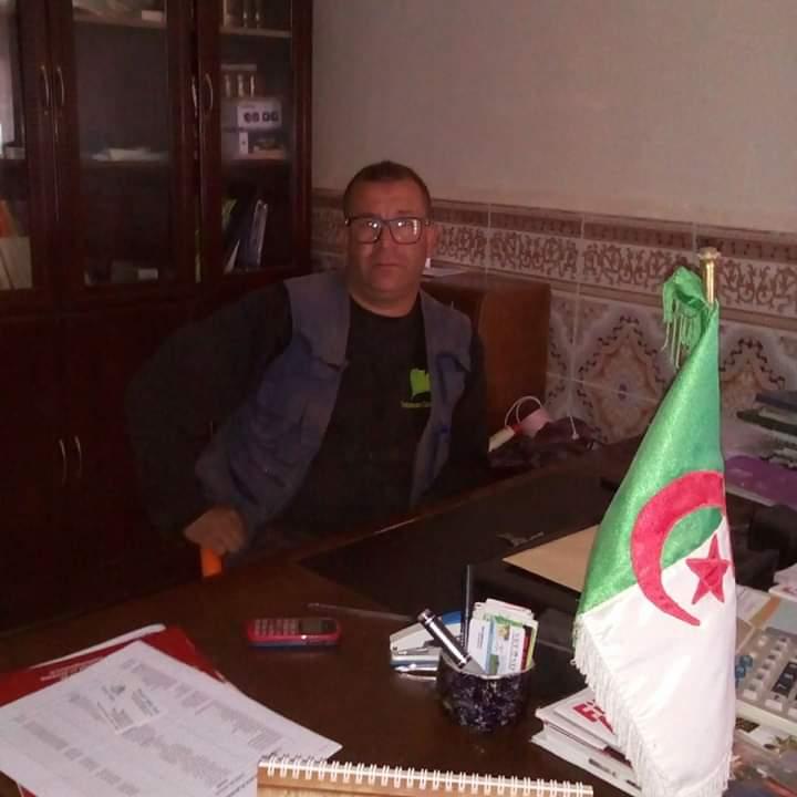 سعيد جدا.. بقلم: خالد فريطاس/  الجزائر