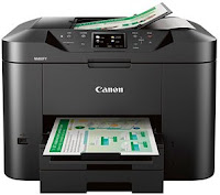Canon MAXIFY MB2710 Driver Print and Scanner Download
