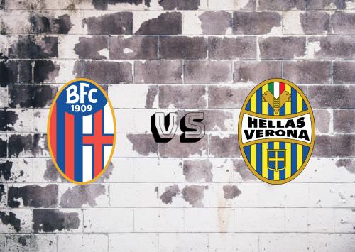 Bologna vs Hellas Verona  Resumen