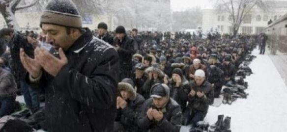 Islam Tumbuh Pesat di Era Putin
