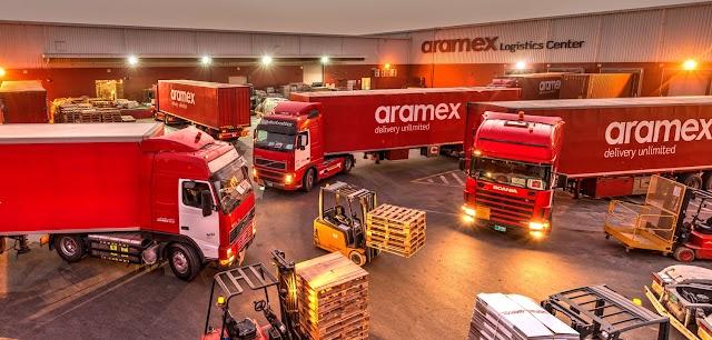 Aramex tak boleh pakai?