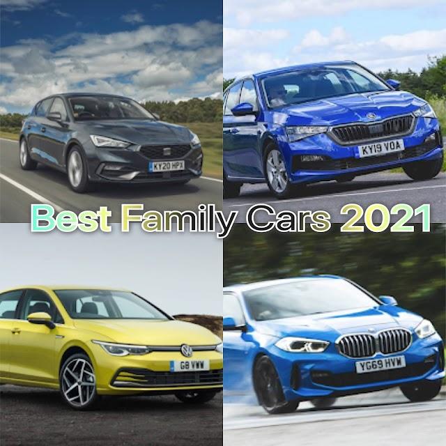 Best Family Cars 2021