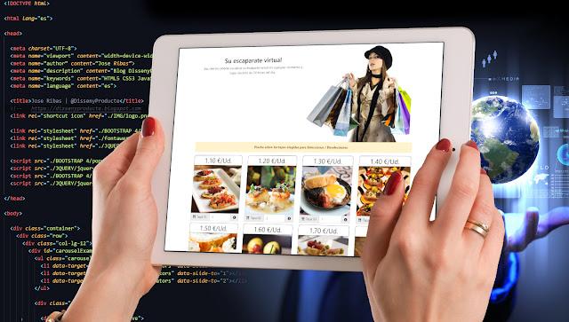 E-Commerce Básico para pequeño comercio.