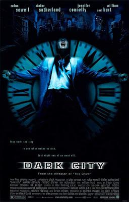 Dark City 1998 Dual Audio Hindi 720p BRRip 750mb