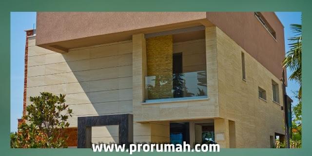 Desain Eksterior Rumah Terbaik 2021 - gaya minimalis