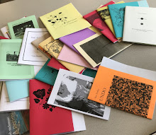 recent above/ground chapbooks