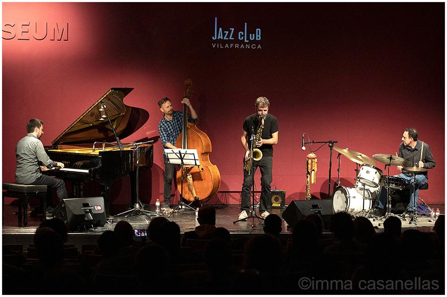 Albert Cirera & Tres Tambors. Auditori Vinseum, Vilafranca del Penedès, 24-oct-2020
