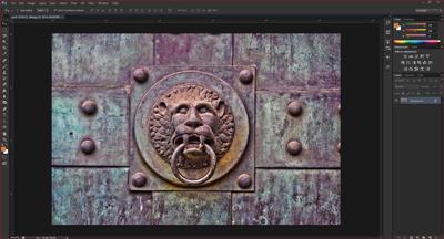cara seleksi dengan marque tool photoshop