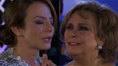 Ana e Soledade em Meu Coração é Teu (Foto: Reprodução)