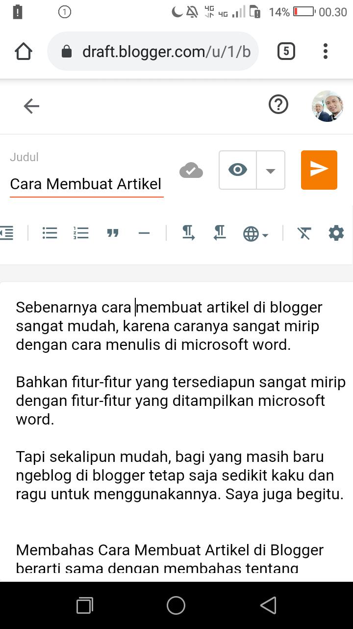 Cara-Membuat-Artikel-Blogger