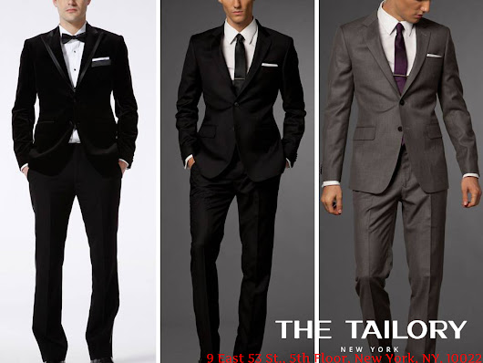 Why You Should Get a Custom Tailored Suit
