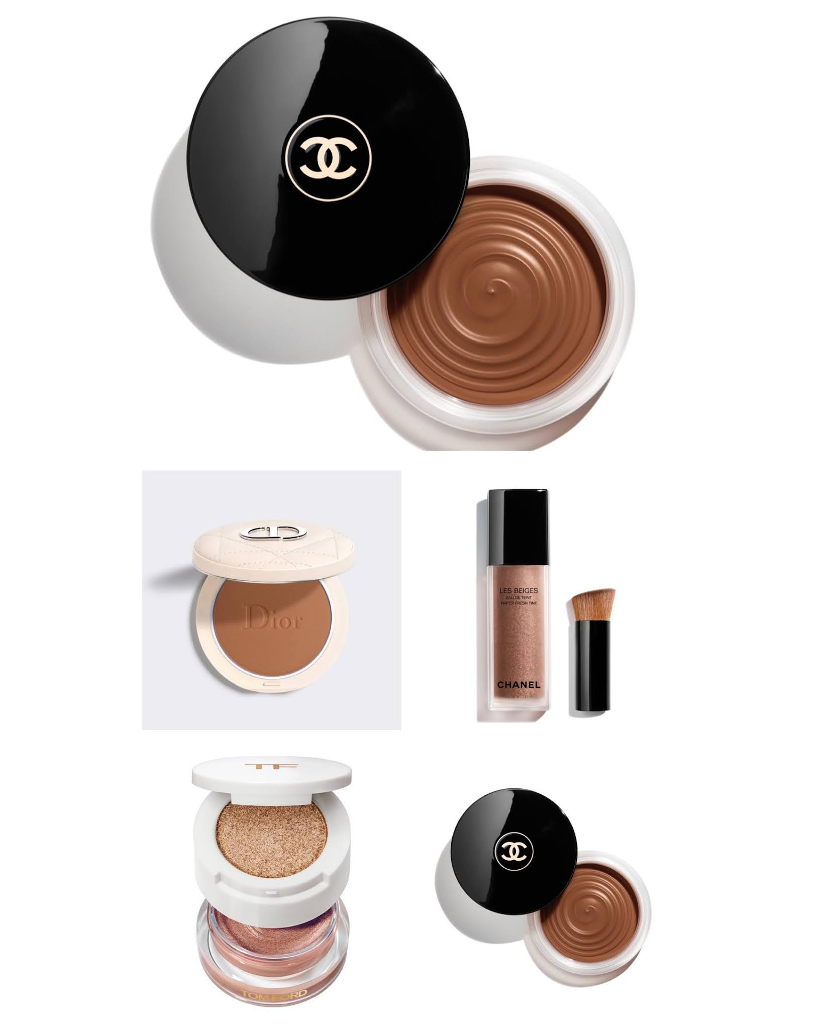 Latest in beauty this week : The Bronzer Edit