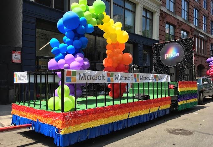 New York City LGBT Pride