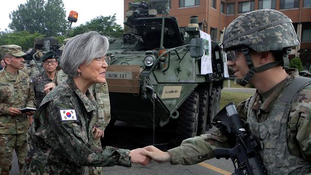 Trump rechaza la nueva propuesta de Corea del Sur para aumentar sus gastos en mantenimiento de bases estadounidenses