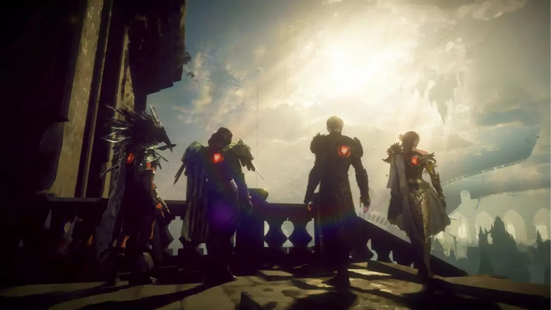 Square Enix at E3 2021 - Babylon's Fall