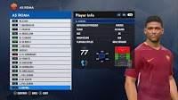 Option File Latest Transfer For PTE 5.3 #22.07.2017 - PES 2017