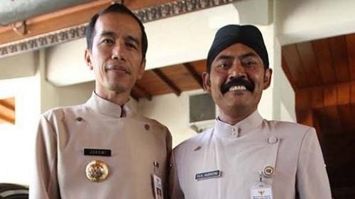 Presiden Jokowi Diejek Kodok, Rudy: Kritik Boleh Saja Tapi yang Beretika