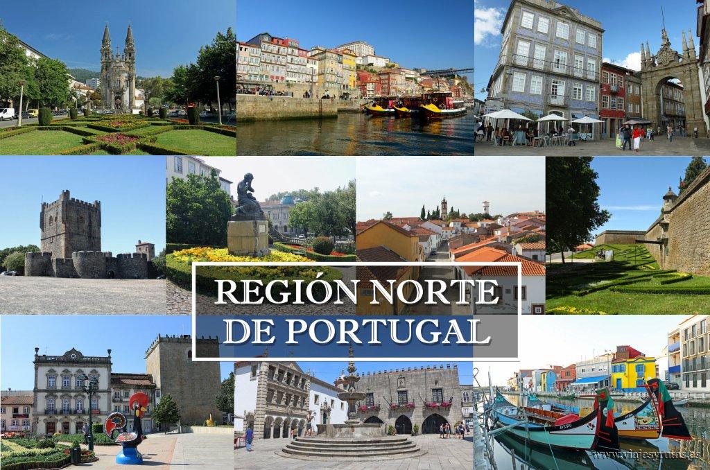 Ruta en coche por la Región Norte de Portugal. Qué ver.