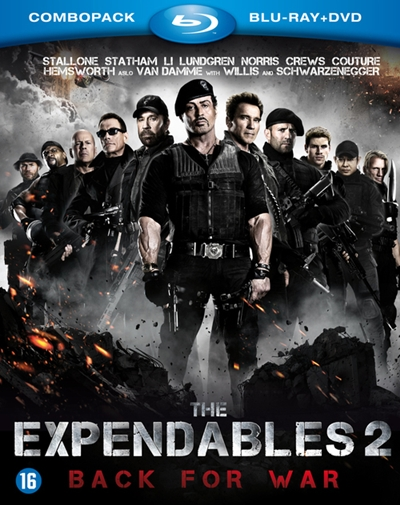Los Indestructibles 2 1080p HD MKV Español Latino 2012