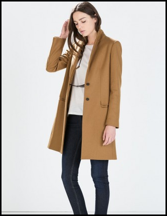 Donde comprar especial para zapato Precio reducido Fashion Explorer: Fondo de Armario: Mi abrigo camel clásico