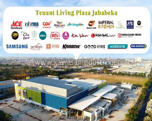 Living Plaza di Jababeka Cikarang